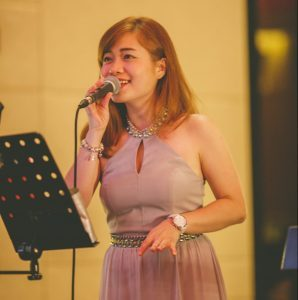 Catherine Liew Rhumba KL #1 Wedding & Corporate Live Band